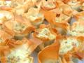 קייטרינג חלבי לביא מגשי אירוח קאנפס פילו גבינות